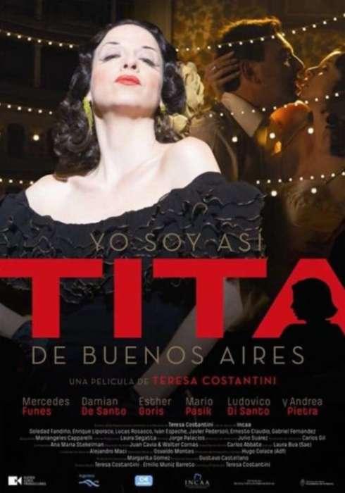 Yo soy así, Tita de Buenos Aires: El mundo fue y será una porqueria 2