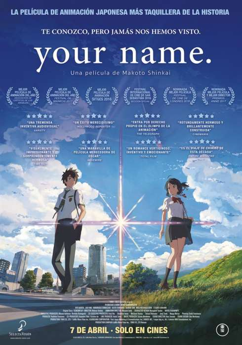 Your name: Los dos espíritus 1