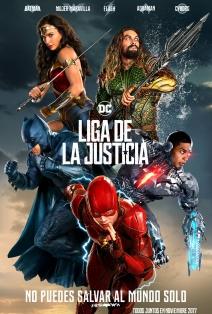 Liga de la Justicia, ahora sí estamos todos 1