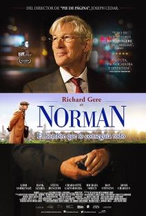 Norman, el hombre que lo conseguía todo: Una red bien tejida 3