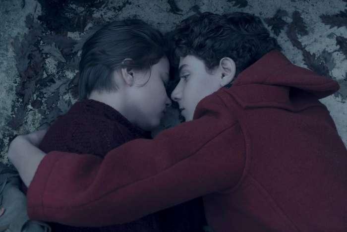 Luna, una fábula siciliana: Ausencias y pubertad 1