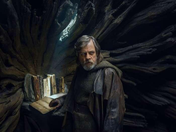 Star Wars: Los Últimos Jedi 1