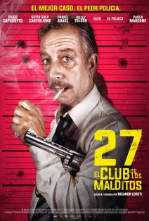27 El club de los malditos: Estrellas fugaces. 3