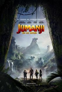 Jumanji, en la selva: Patear el tablero. 3