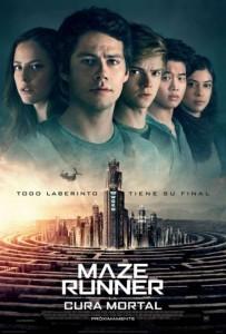 Maze Runner – La Cura Mortal: La chatura es el virus 3
