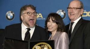 Guillermo del Toro triunfó en los Directors Guild Award 1