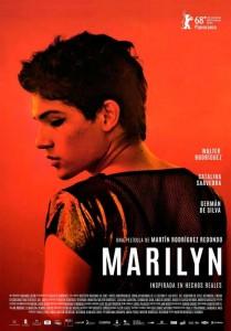 Marilyn se presentó en el Festival de Cine de Berlín 1