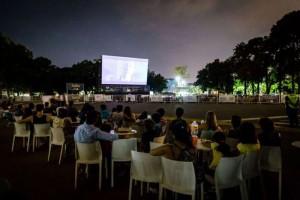 Seis noches a puro cine en el Rosedal 1