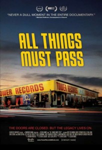 All things must pass: Sin música no hay vida 1