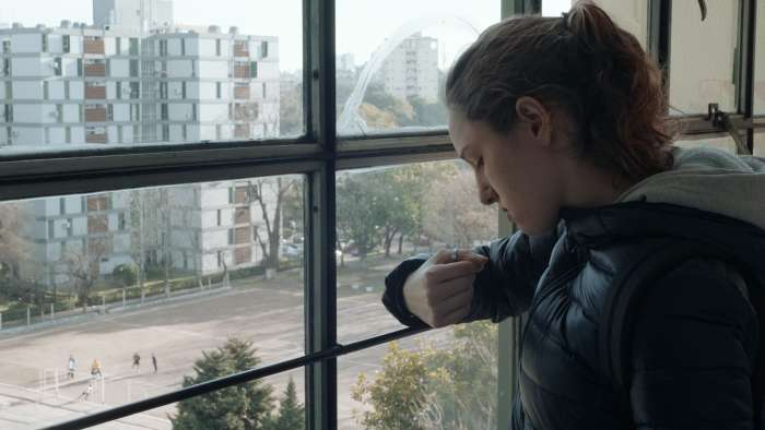 Entrevista a Pablo Giorgelli: Invisible es una película sobre la adolescencia desamparada. 1