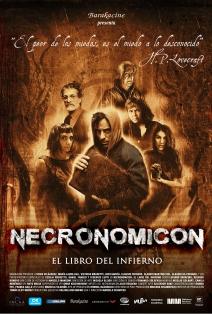 Necronomicon, el libro del infierno: Y todo queda en nada 1
