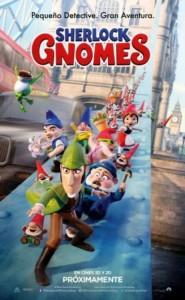 Sherlock Gnomes: El jardín vacío. 3