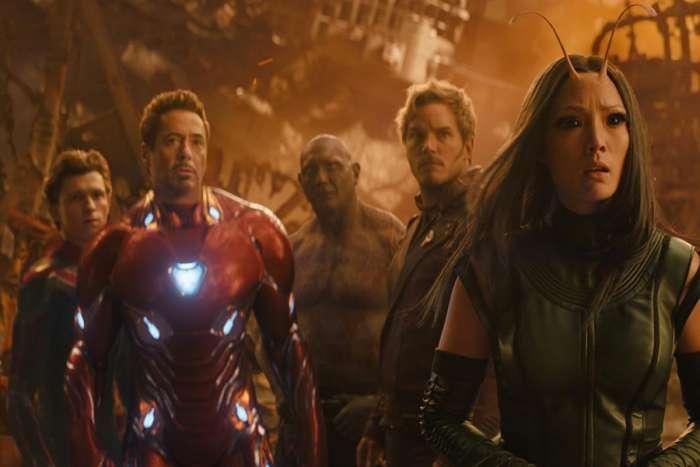 Avengers Infinity War: El comienzo del fin 2