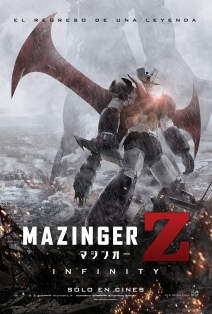 Mazinger Z: Infinity, el regreso de un gigante 2