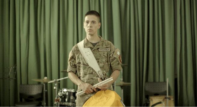 Soldado: Al paso redoblado. 1