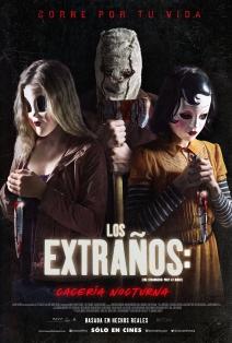 Los extraños, cacería nocturna: Matar a la secuela. 3