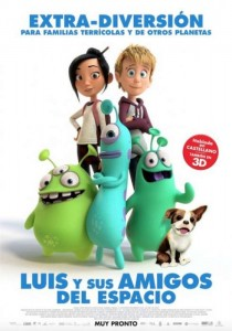 Luis y sus amigos del espacio 2