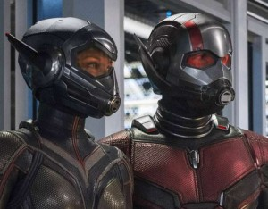 Ant-man and the wasp: Cuántico humor. 1