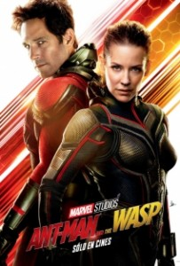 Ant-man and the wasp: Cuántico humor. 3