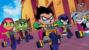 Jóvenes Titanes en Acción! - La Película: Robin es cosa seria 2