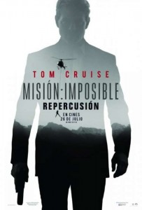 Misión Imposible - Repercusión: Sigue saliendo airosa 2