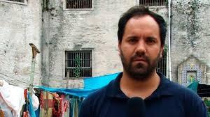 Alejandro Ciancio: Es muy movilizante rodar en la cárcel de Caseros, es un lugar con mucha historia y peso propio. 1