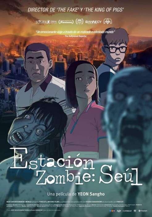 Estación Zombie Seúl: Animada noche de pánico 2