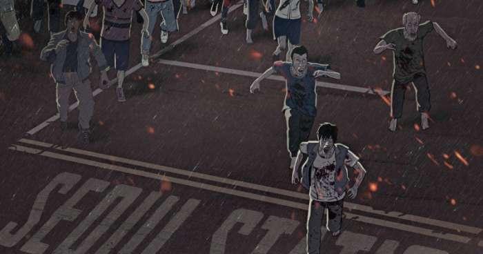 Estación Zombie Seúl: Animada noche de pánico 3