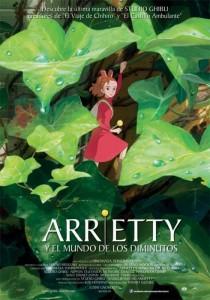 Arrietty y el mundo de los diminutos: La calidad garantizada de Studio Ghibli 4