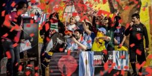 El Buenos Aires Rojo Sangre llega a la TV abierta 2