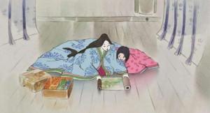 El cuento de la Princesa Kaguya: Orfebrería animada 2