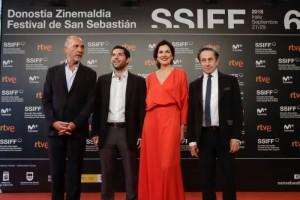 Premios en el Festival de San Sebastián para Rojo, de Benjamín Naishtat 2