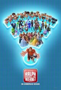Wifi Ralph estrena tráiler oficial y poster en inglés 2