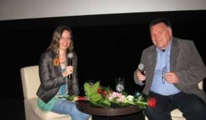 Agnieszka Herbich, directora del Festival de cine Polaco en Buenos Aires. 3