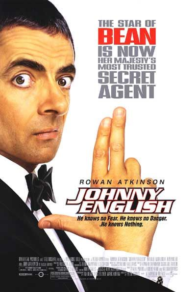 Johnny English: Al servicio secreto de la parodia 2