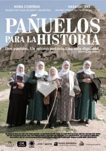 Pañuelos para la historia: Cruzando las fronteras del olvido. 1