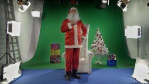 Todo el año es navidad: Cuando los Santas vienen marchando. 1