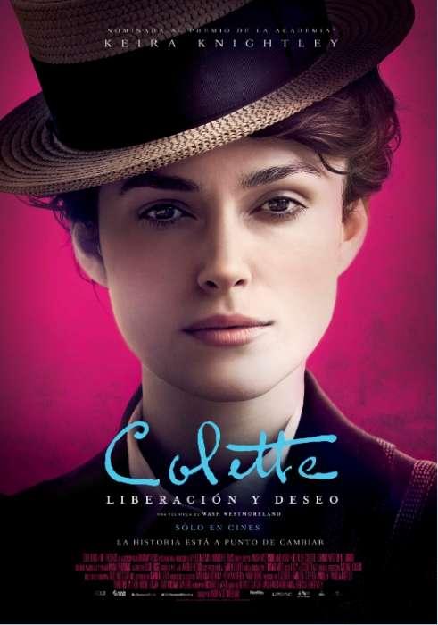 Tráiler y póster final de Colette: liberación y deseo 2