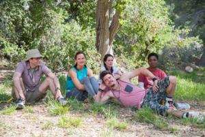 Camping, acampar en la comedia la nueva idea de HBO 1