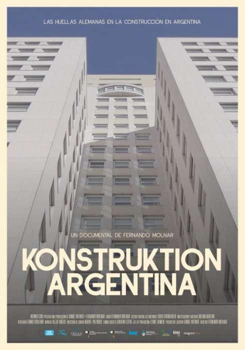 Konstruktion Argentina: Las huellas de la Bauhaus en Argentina 1