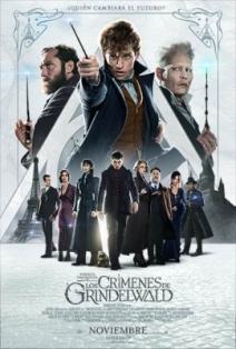 Los crímenes de Grindelwald: 1