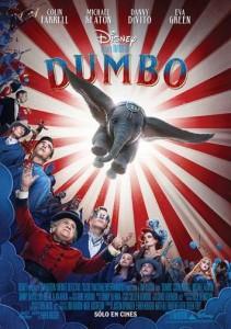Póster y tráiler oficial del Dumbo de Tim Burton 2