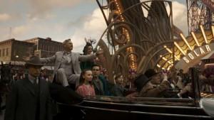 Póster y tráiler oficial del Dumbo de Tim Burton 3