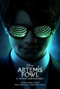 Primer tráiler y póster de Artemis Fowl: El Mundo Subterráneo 2