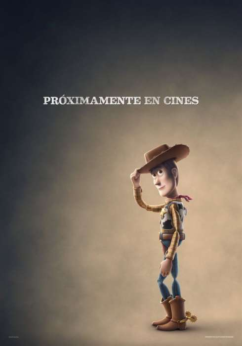 Tráiler y póster de la muy aguardada Toy Story 4 2