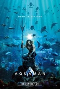 Aquaman: Ningún pescado 1