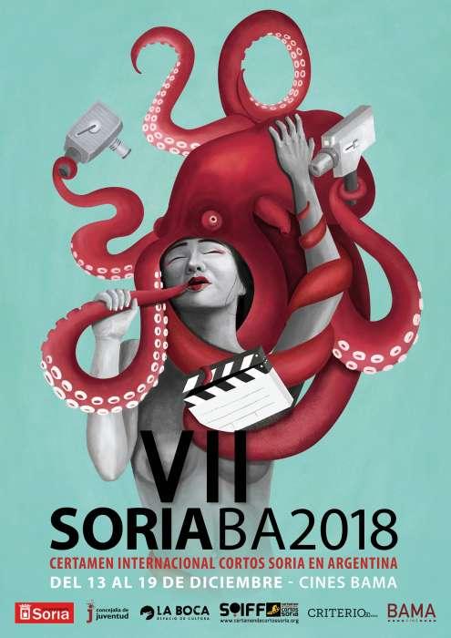 Arranca SORIABA 2018: El cortometraje está de fiesta. 1