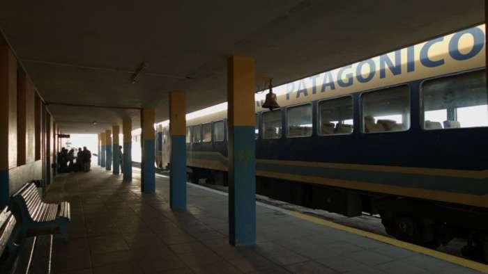 Leyendas del tren Patagónico: Mitos entre durmientes. 1