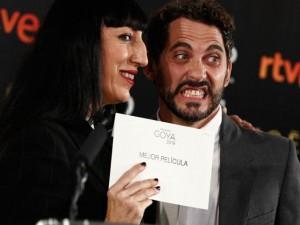 Rossy de Palma y Paco León: estos son los nominados.