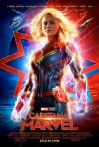 Segundo tráiler y nuevo póster de Capitana Marvel 2